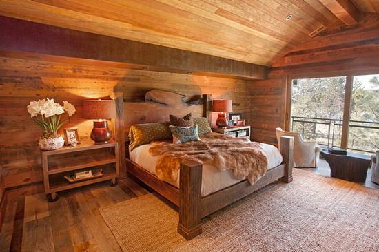 custom wood bedroom furniture and headboard