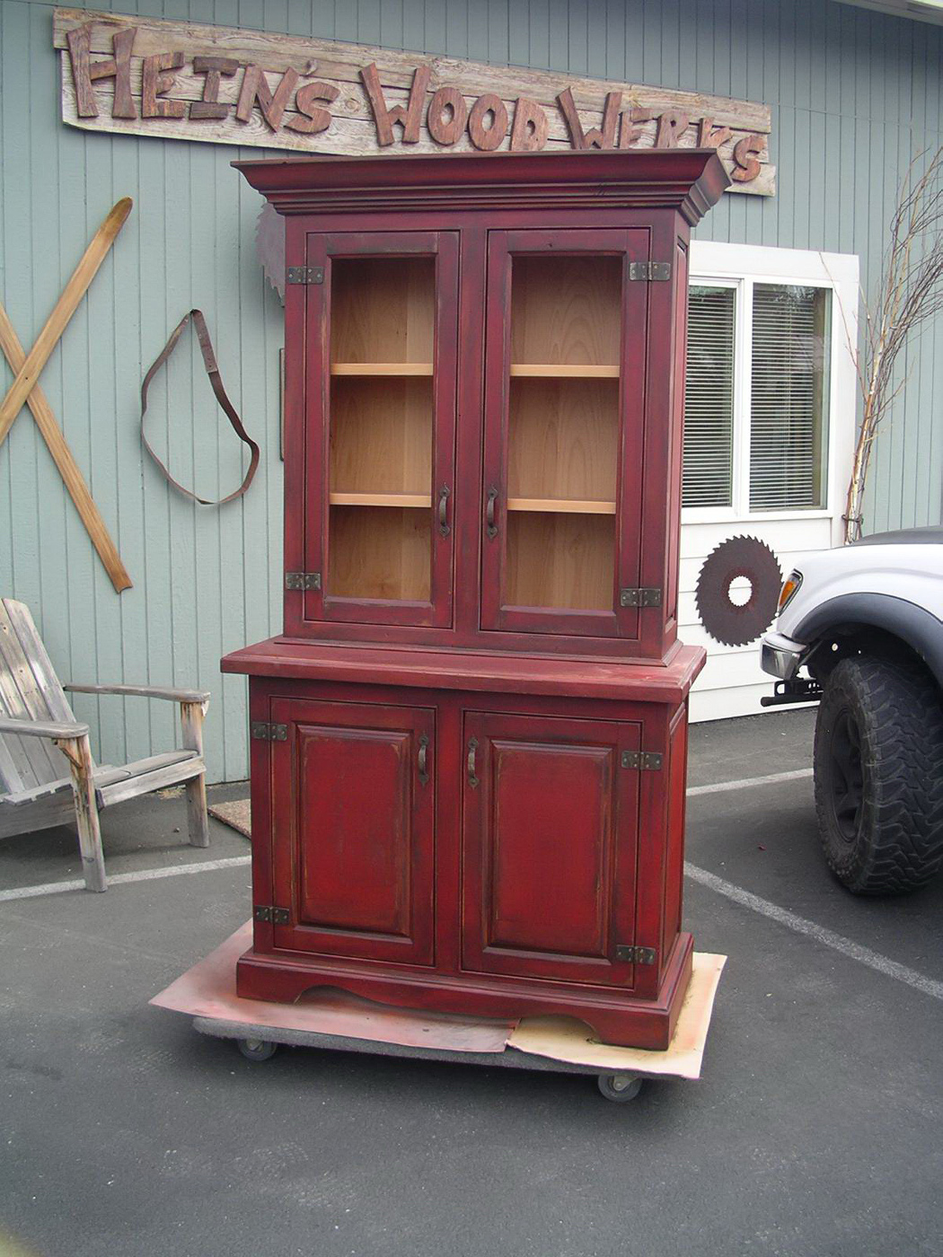 bend oregon antique restoration refinishing