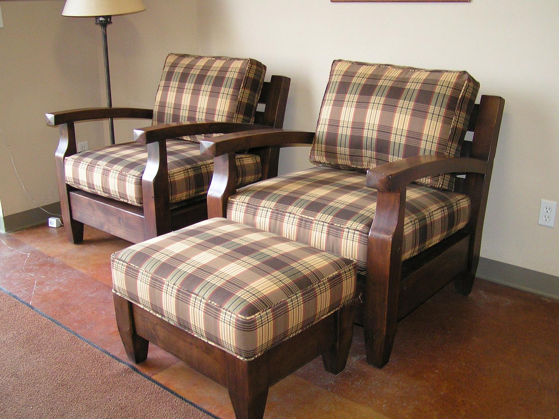 portland oregon custom wood chairs woodworker