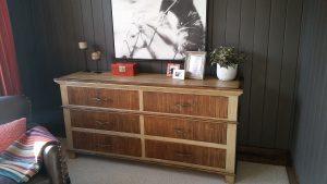 Custom Fine Wood Furniture Bedroom Dresser