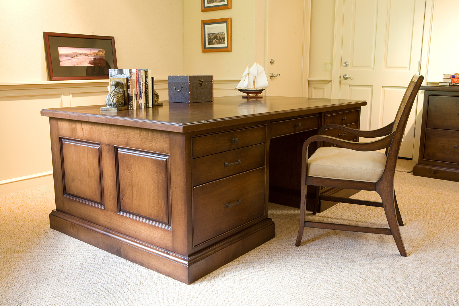Bend Oregon Fine Wood Furniture