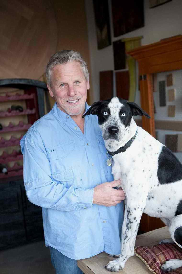 Larry Hein of Bend Oregon Wood Worker